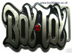 BOYTOY BELT BUCKLE + display stand